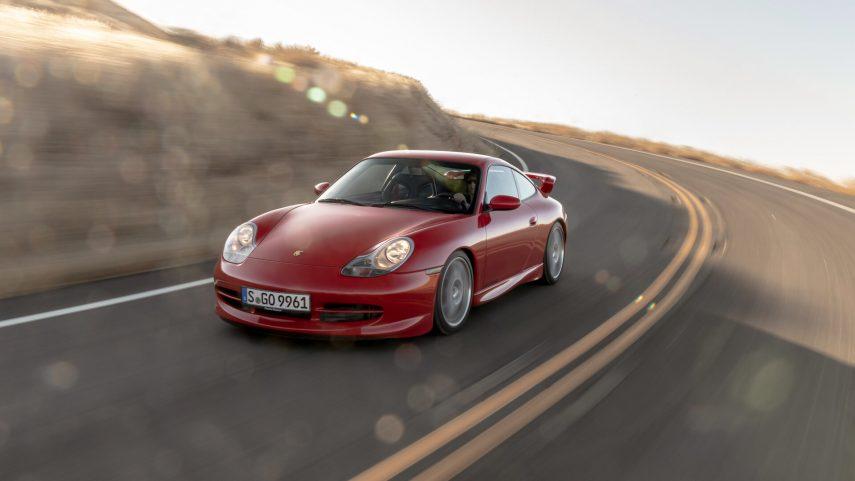 Coche del día: Porsche 911 GT3 (996)