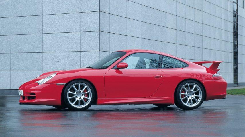 Porsche 911 GT3 996 2 1