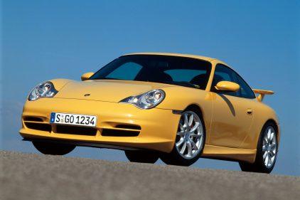 Porsche 911 GT3 996 2 2