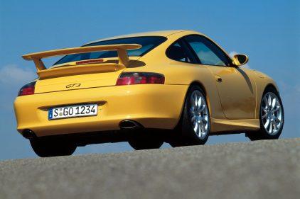 Porsche 911 GT3 996 2 3