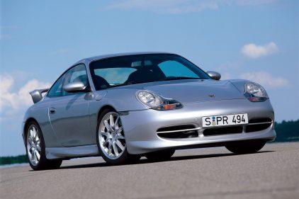 Porsche 911 GT3 996 2