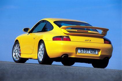 Porsche 911 GT3 996 3