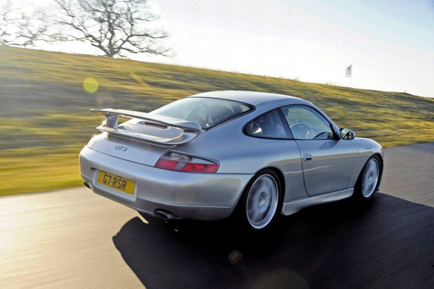 Porsche 911 GT3 996 4