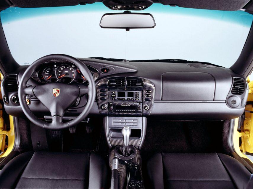 Porsche 911 GT3 996 6