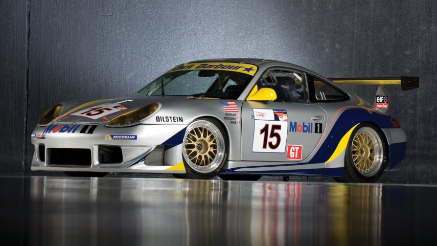 Porsche 911 GT3 R 996 2