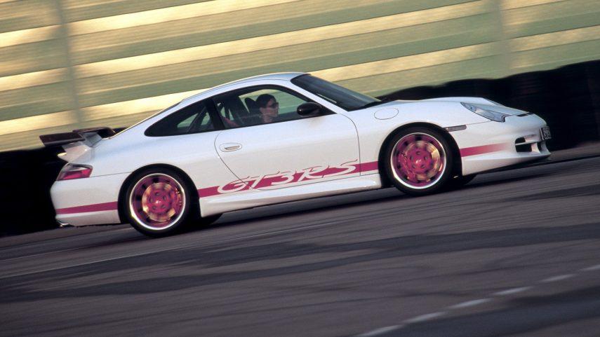 Porsche 911 GT3 RS 996 2 1