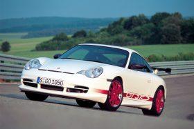 Porsche 911 GT3 RS 996 2 2