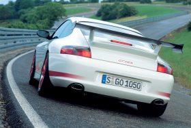 Porsche 911 GT3 RS 996 2 3
