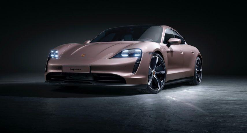 Porsche Taycan 2021 (1)