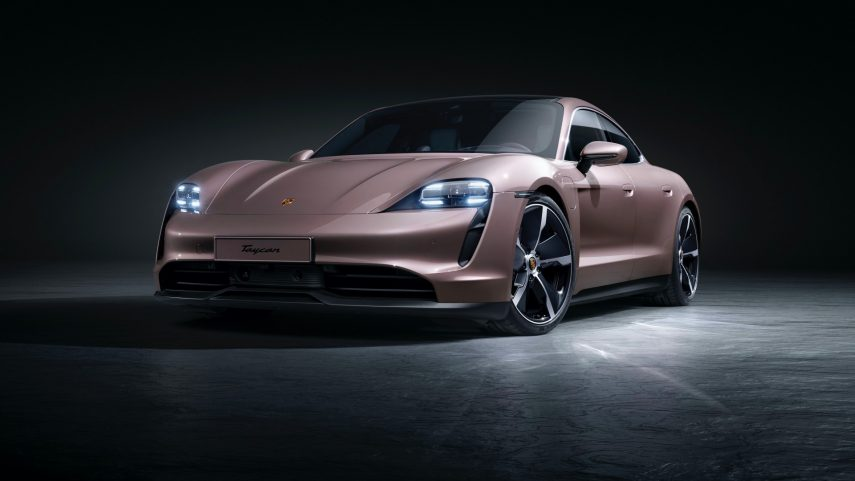 """Llega el Porsche Taycan """"a secas"""", el modelo de acceso a la gama 2021"""