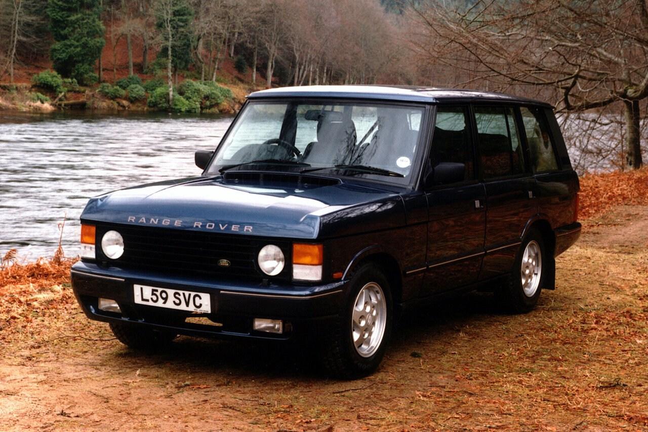 Coche del día: Land Rover Range Rover Vogue LSE