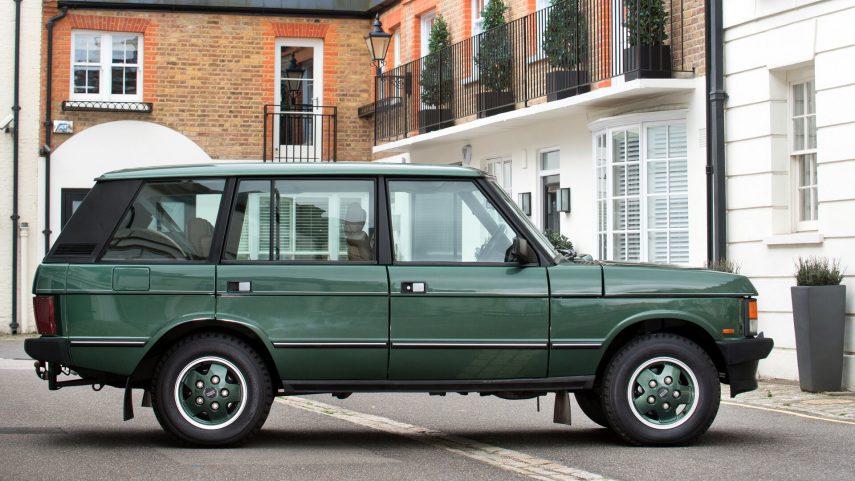 Range Rover Vogue LSE 2