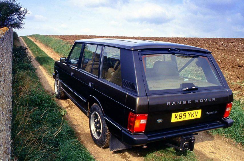 Range Rover Vogue LSE 3