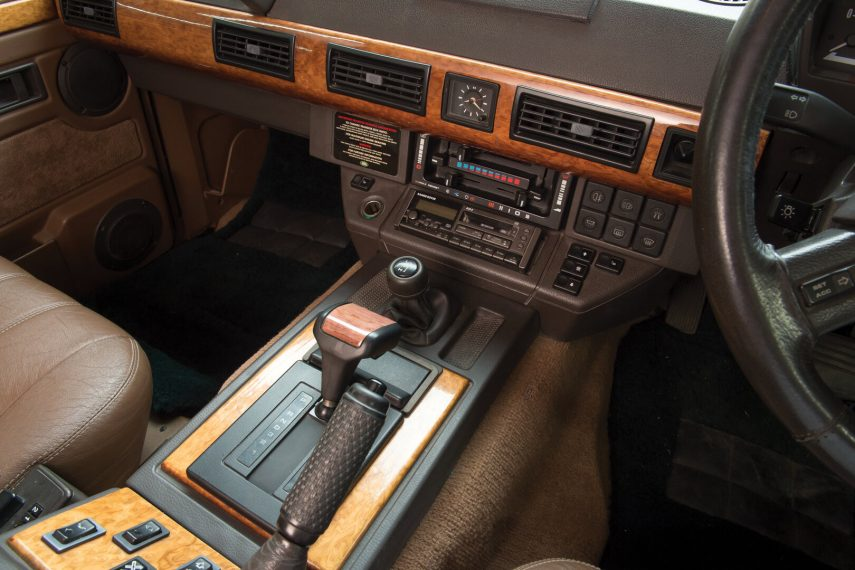 Range Rover Vogue LSE 4