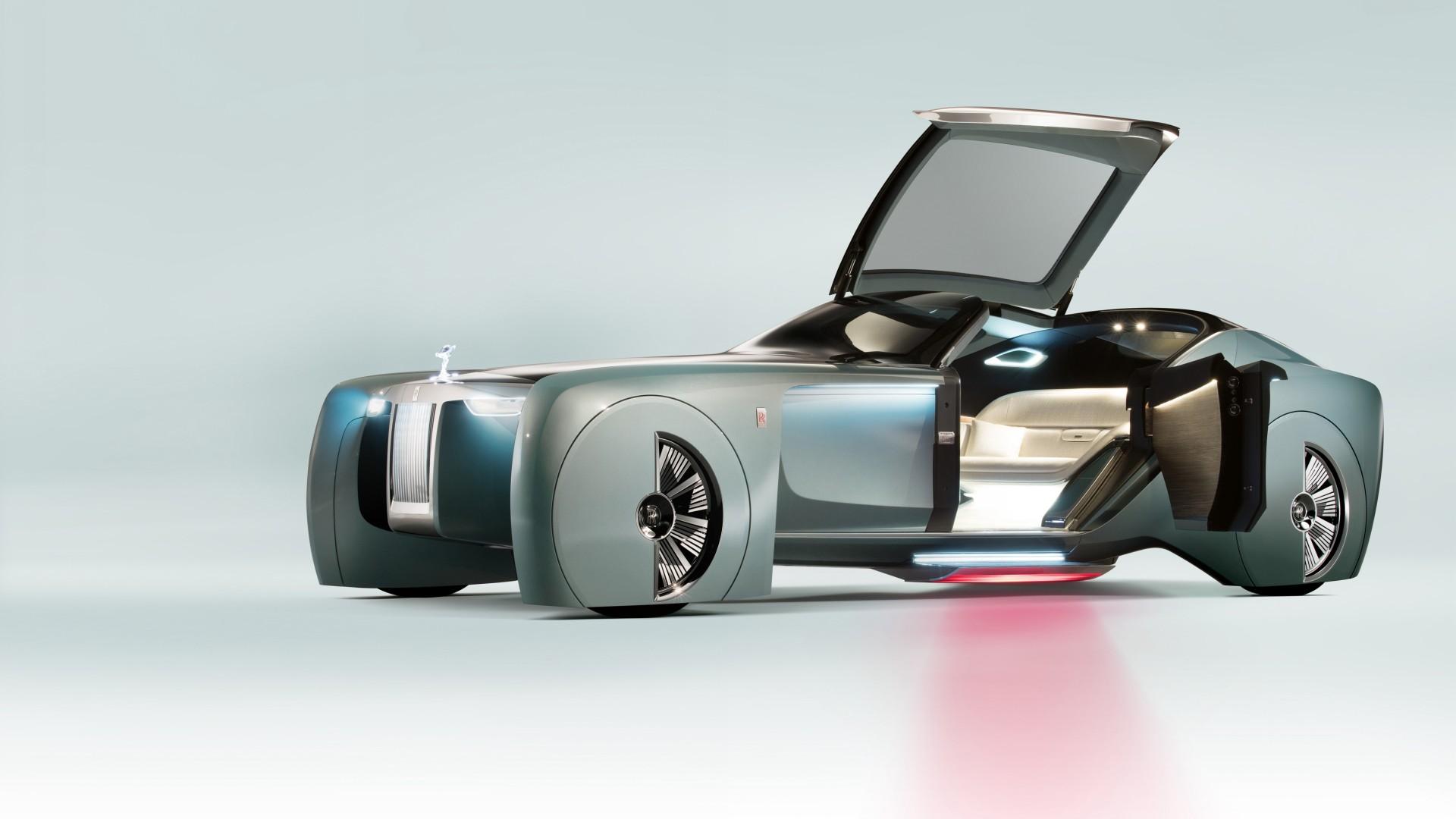 """Rolls-Royce """"Silent Shadow"""": primeros detalles del futuro coche eléctrico de la marca"""