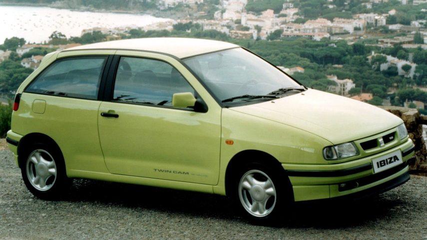 SEAT Ibiza 18 GTi 6K 1