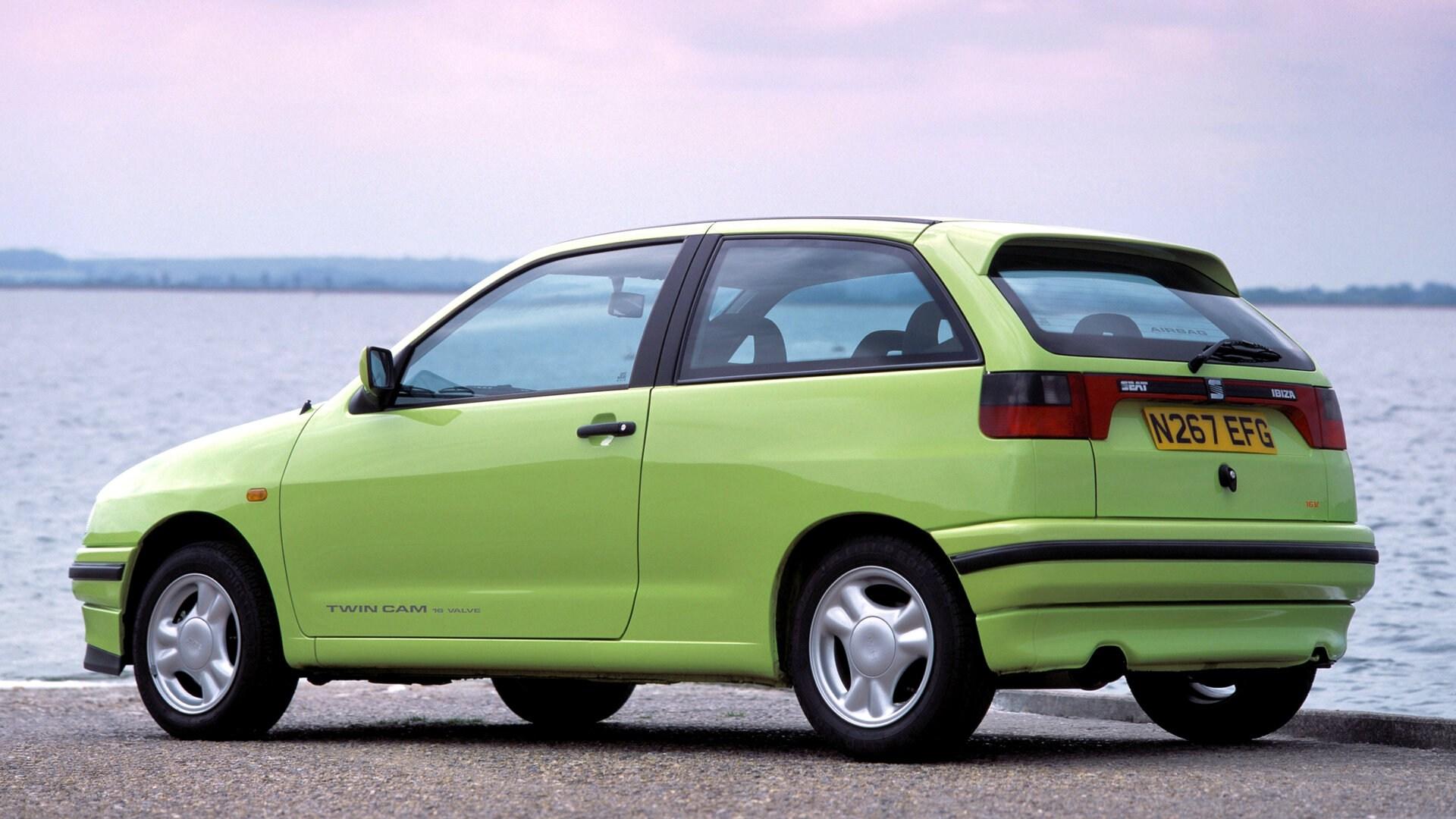 Coche del día: SEAT Ibiza 1.8 GTi 16v (6K)