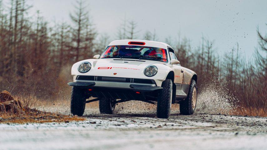 Singer ACS Porsche 911 964 Safari (45)