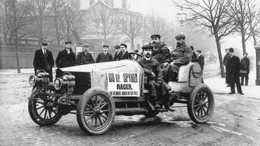 Spyker 60 HP Racer 1903