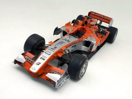 Spyker MF1 2006 1