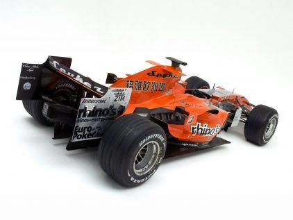 Spyker MF1 2006 2