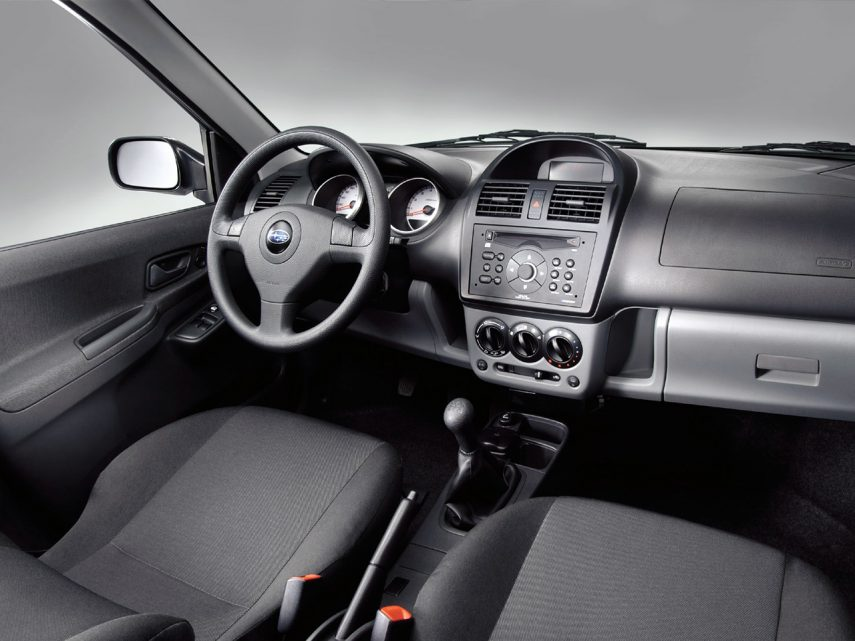 Subaru G3X Justy MHY 4