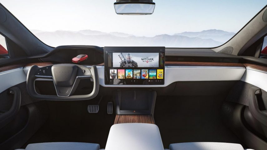 Tesla Model S 2021 (3)