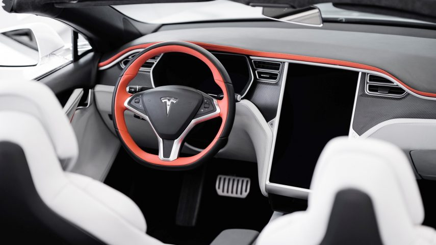 Tesla Model S Cabrio Ares Design Tuning (7)