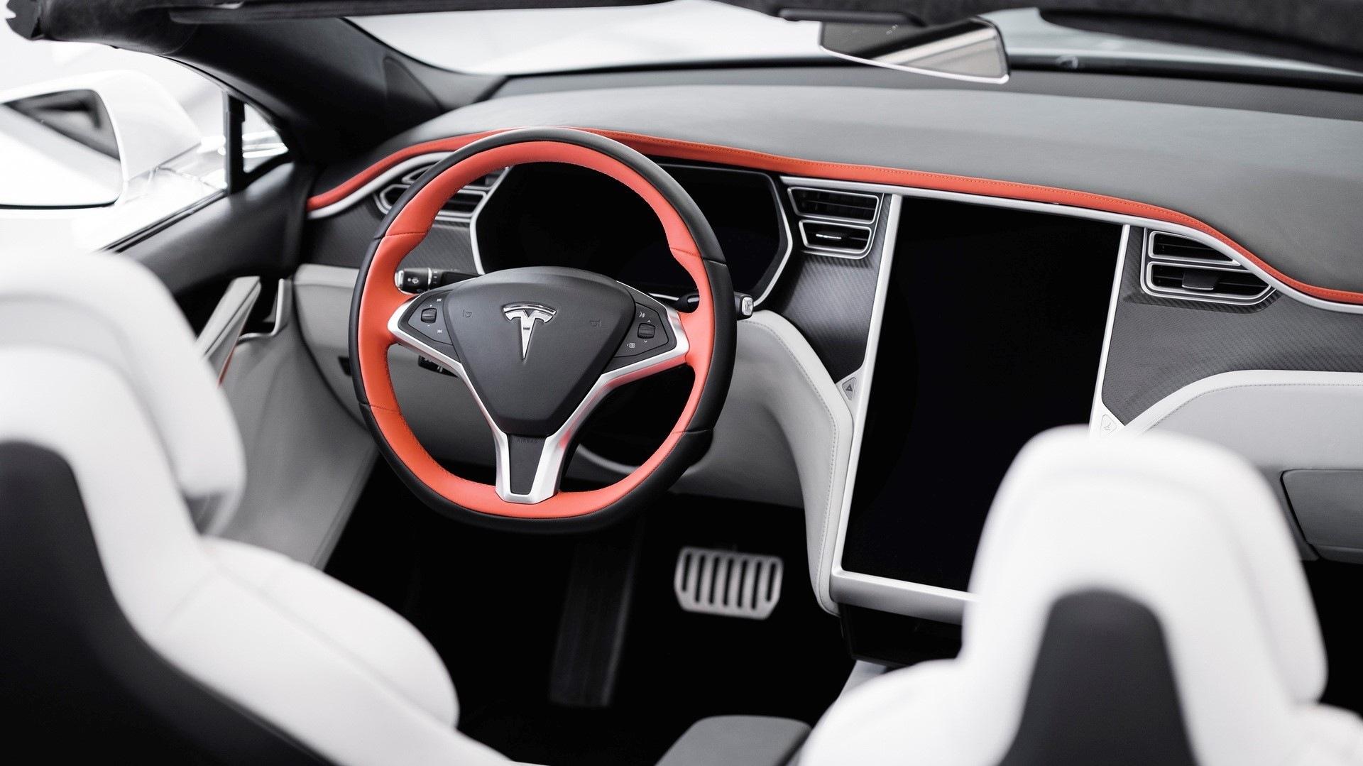 Tesla Model S Cabrio Ares Design Tuning (7)