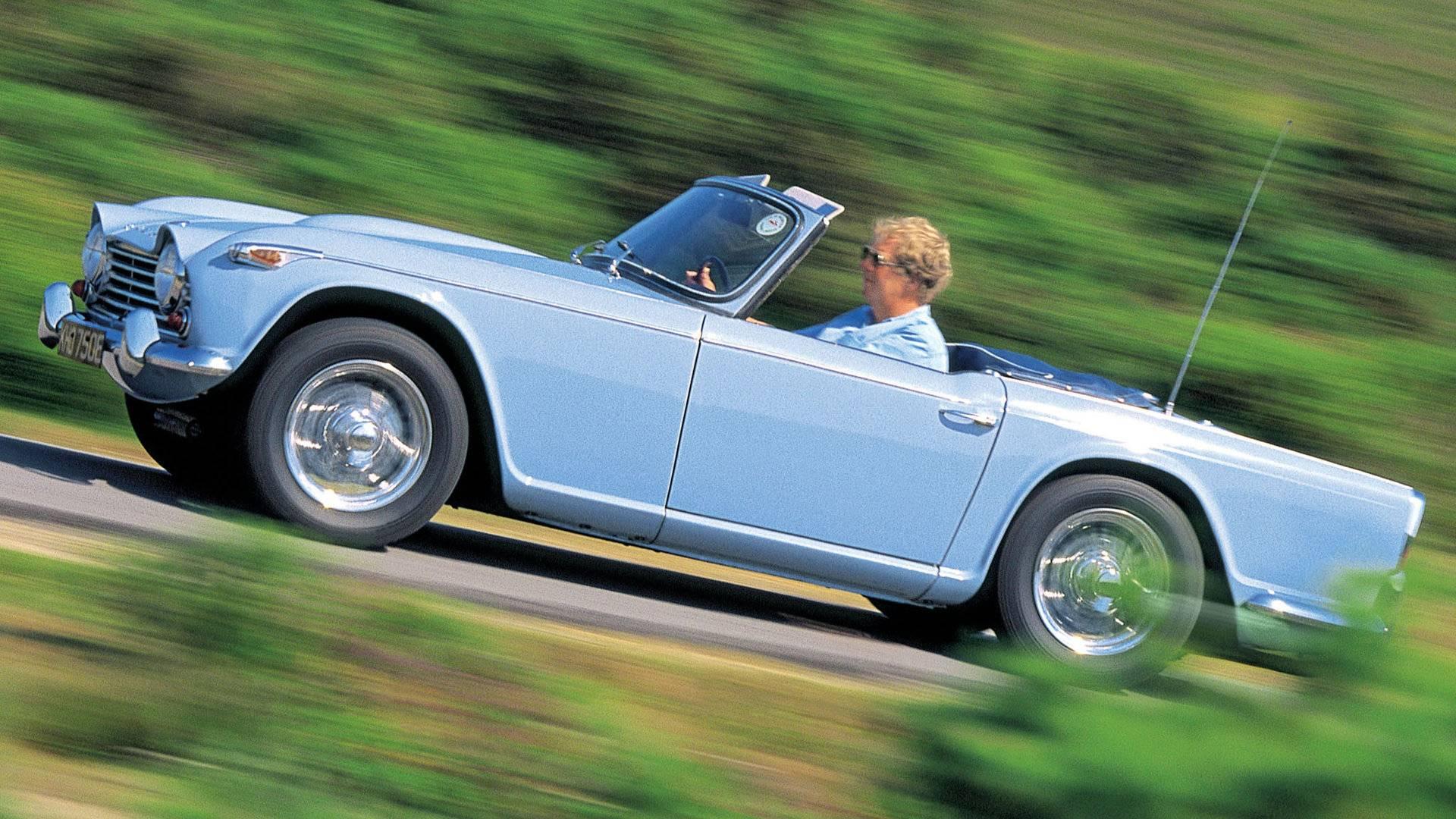 Triumph TR4 2