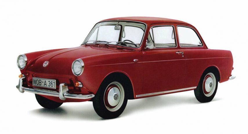 Volkswagen 1500 Limousine Typ 3 1