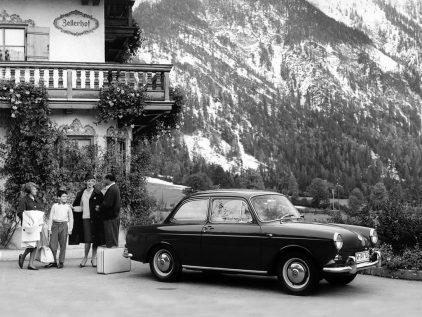 Volkswagen 1500 Limousine Typ 3 2