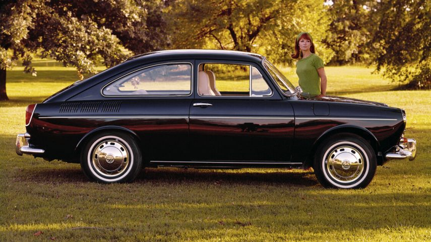 Volkswagen 1600 Fastback