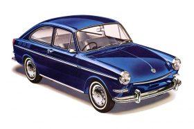 Volkswagen 1600 TS Fastback