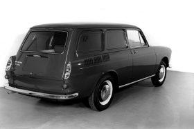 Volkswagen 1600 Van