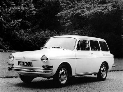 Volkswagen 1600 Variant 2