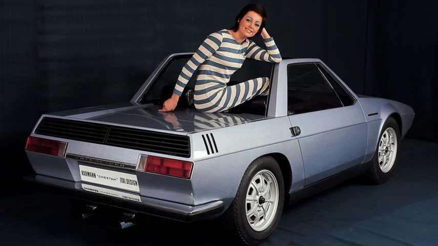 Coche del día: Volkswagen Karmann Cheetah