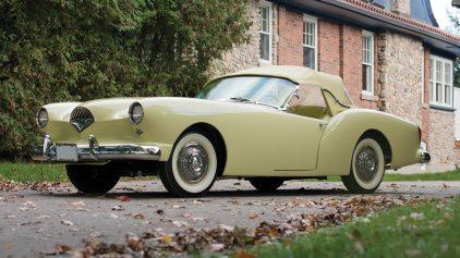 1954 Kaiser Darrin Sport Convertible 1