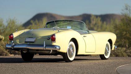 1954 Kaiser Darrin Sport Convertible 2