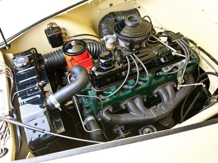 1954 Kaiser Darrin Sport Convertible 5
