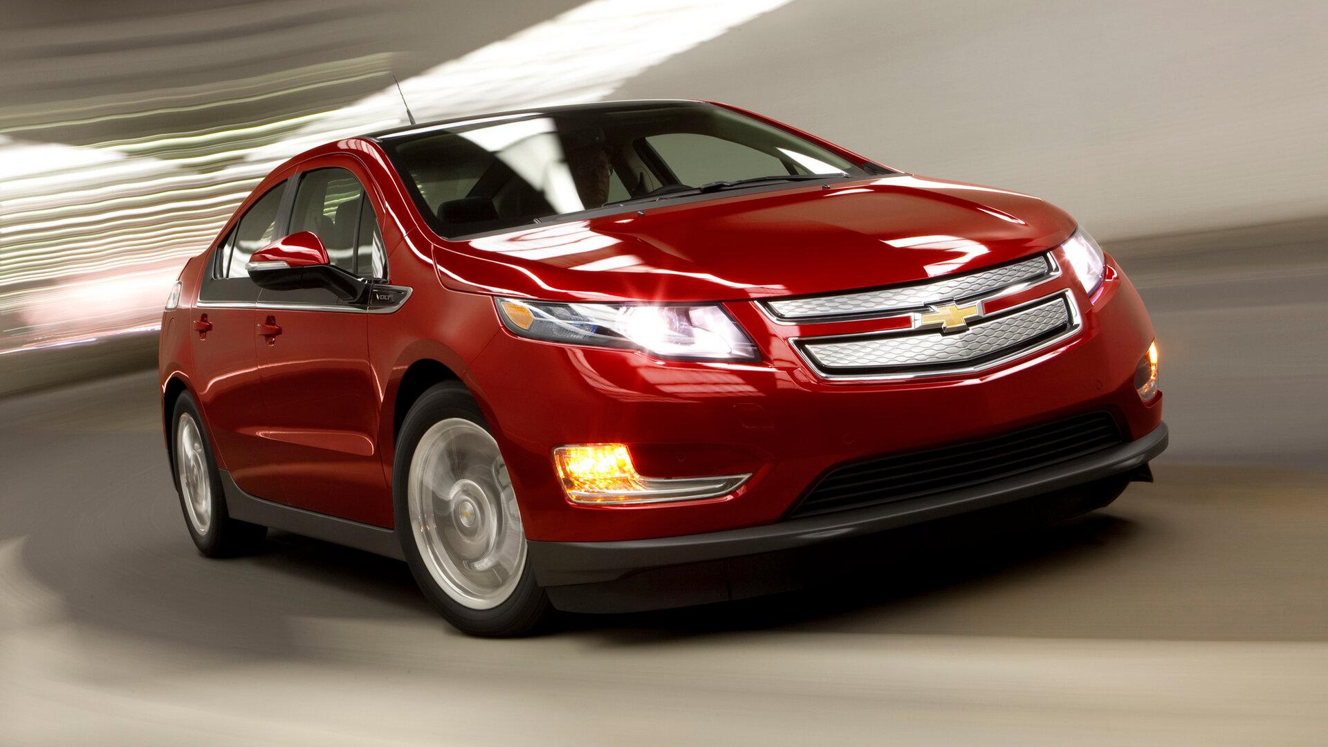 Coche del día: Chevrolet Volt (I)