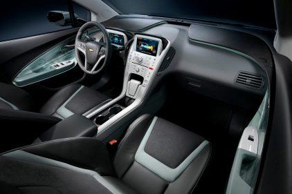 2011 Chevrolet Volt 4