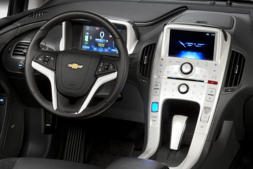2011 Chevrolet Volt 5