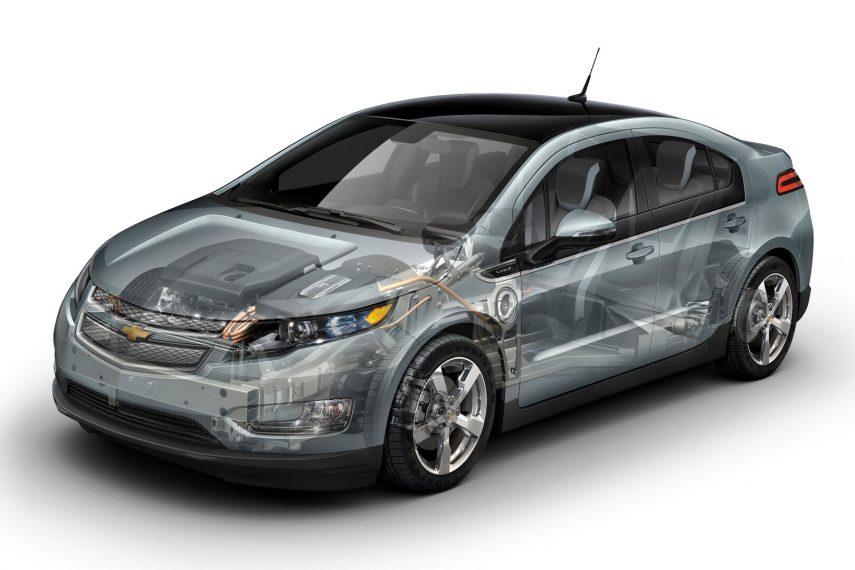2011 Chevrolet Volt 6