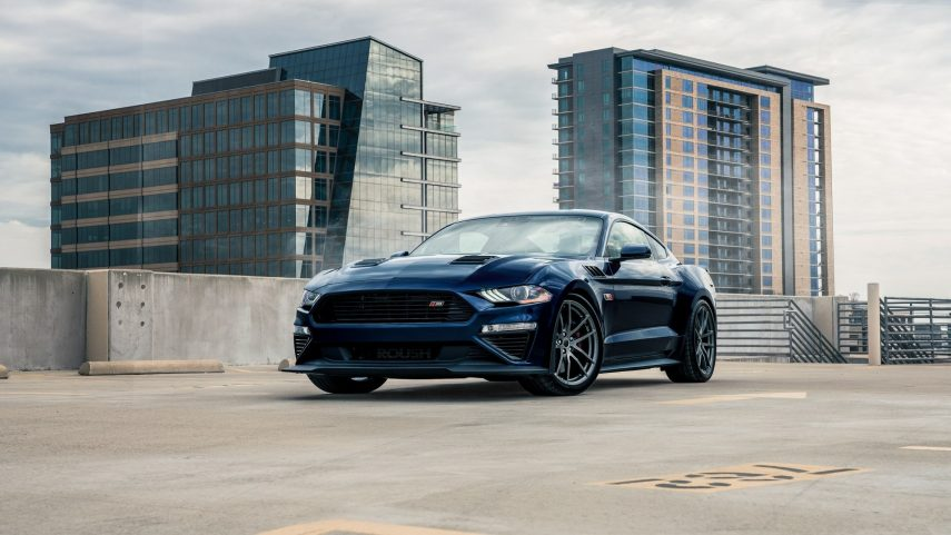 2021 Ford Mustang Roush Stage 3, tu pony car de fin de semana