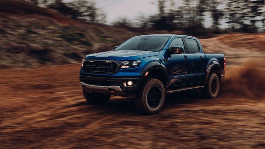 2021 Ford Ranger Roush, la no-Raptor que bien podría serlo