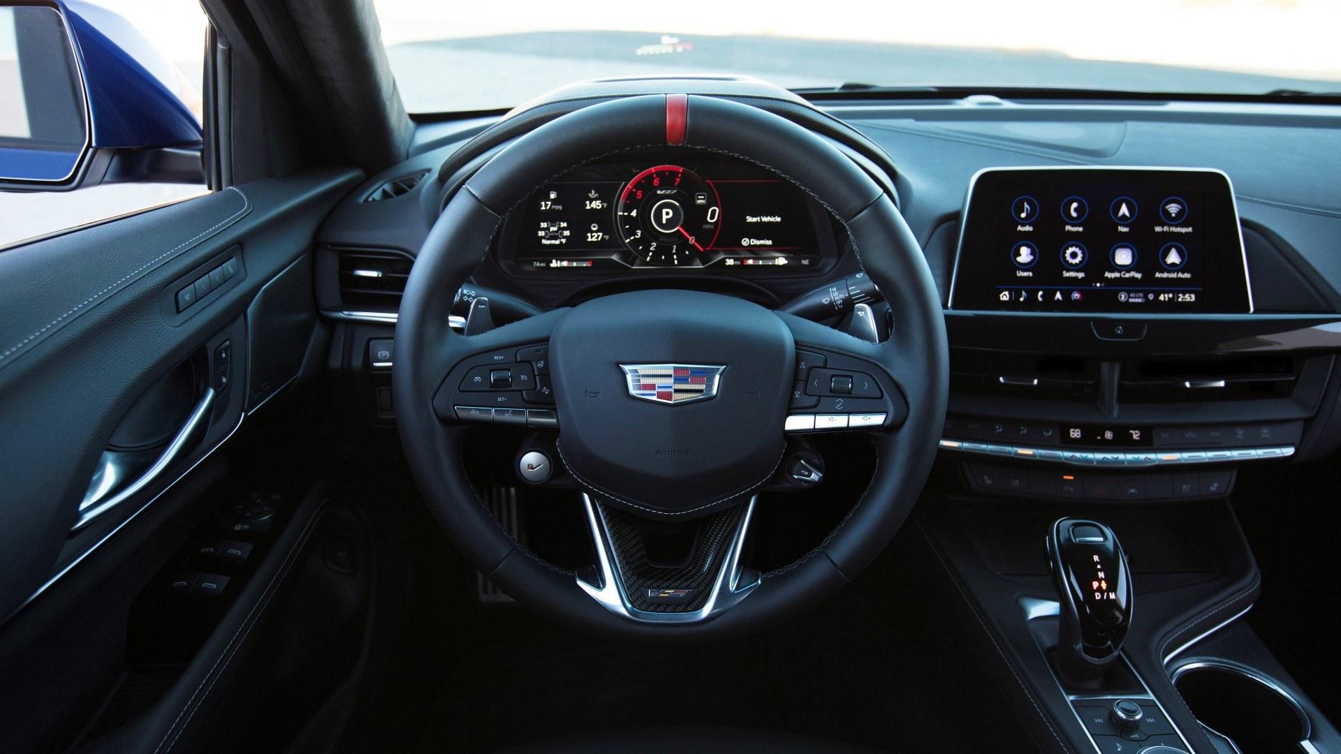 2022 Cadillac CT4 V Blackwing (10)