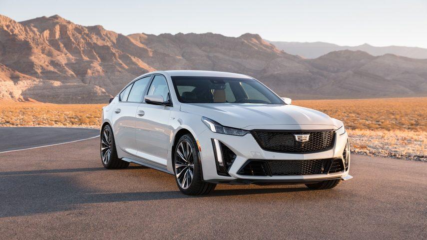 El 2022 Cadillac CT5-V Blackwing está hecho para amantes de la conducción