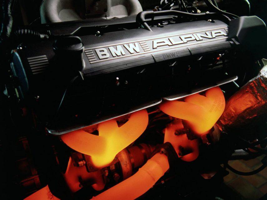 Alpina B10 Bi Turbo E34 6