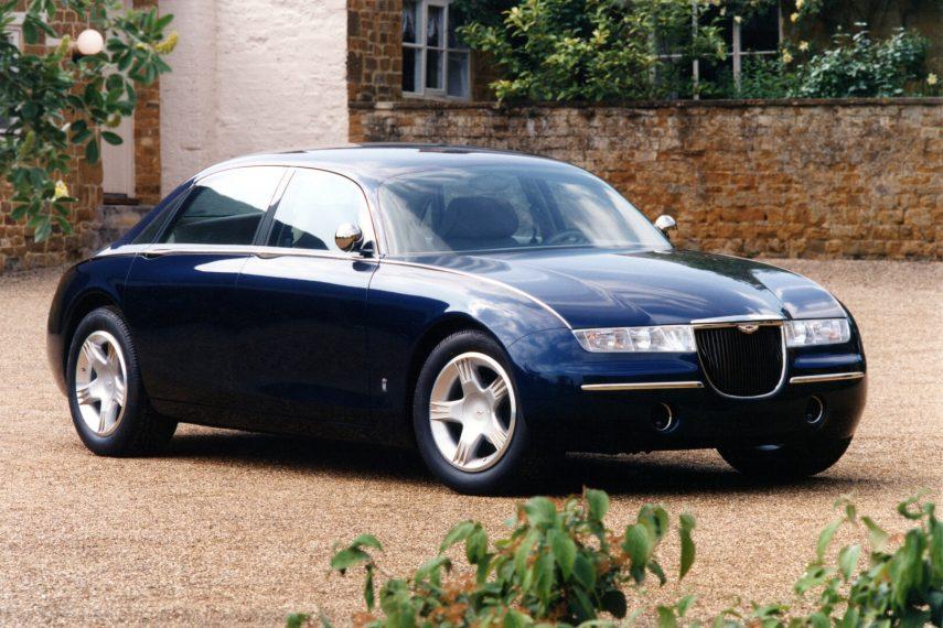 Coche del día: Aston Martin Lagonda Vignale
